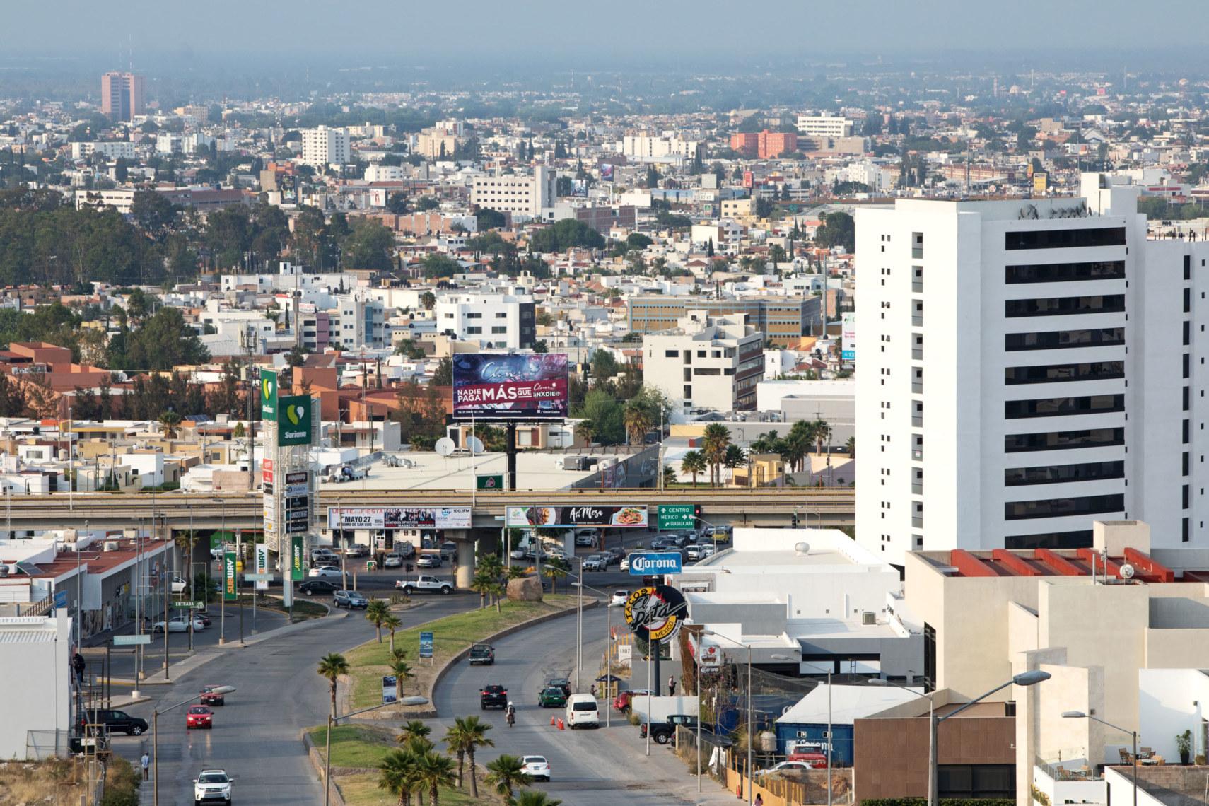 San Luis Potosí zieht Unternehmen aus der ganzen Welt an.