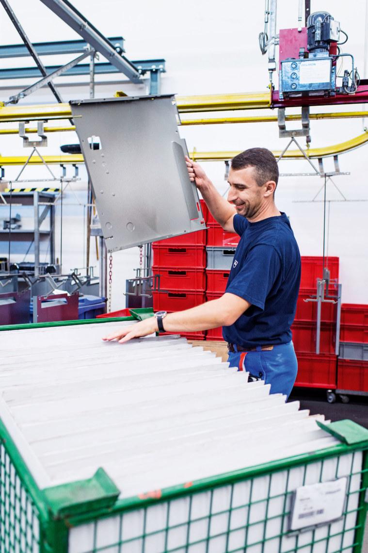 V-Zug trägt die Heimatstadt im Namen – und investiert dort bis 2033 massiv in Produktion und Absatzlogistik.