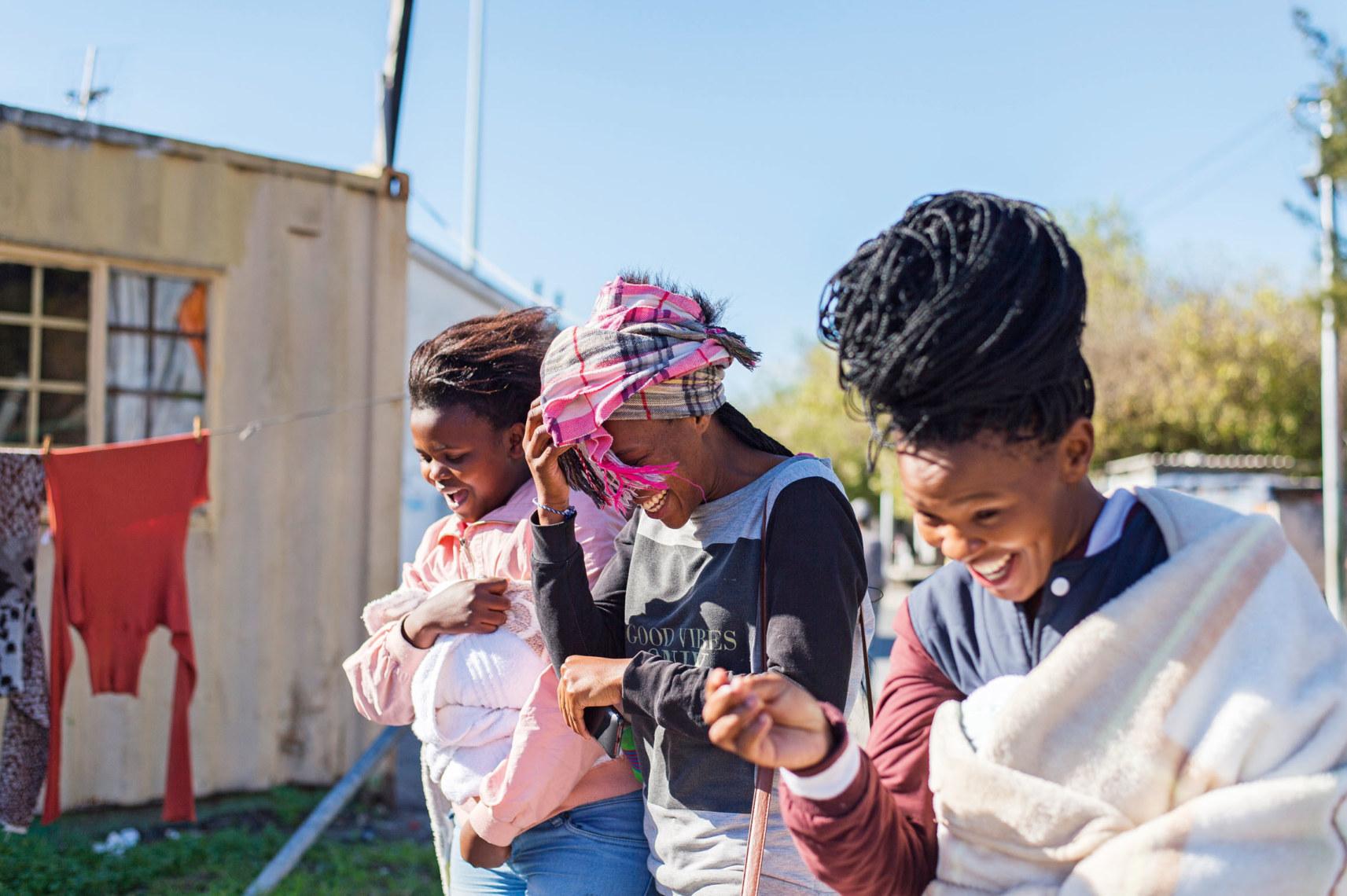 Township Langa, Kapstadt