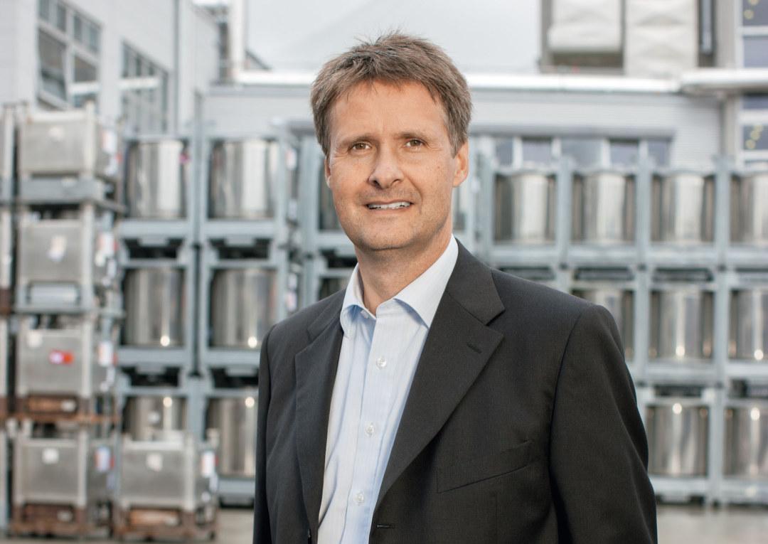 Achim Gast, technischer Geschäftsführer bei Wörwag