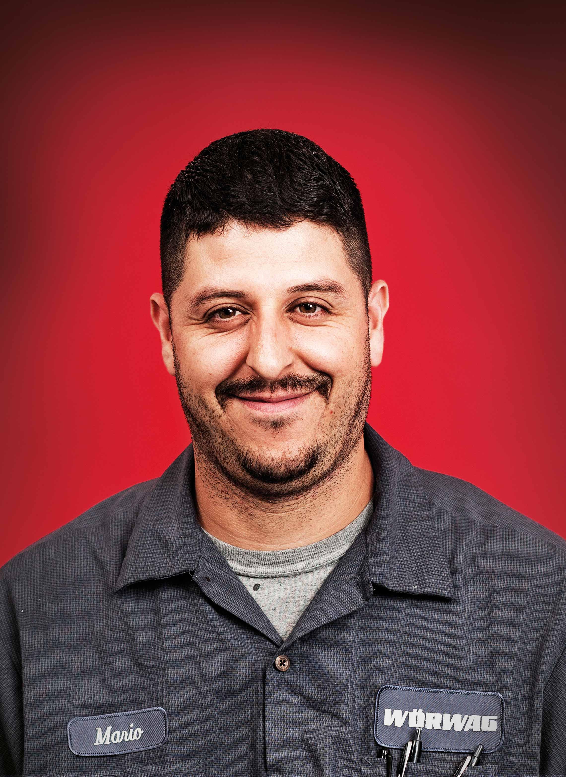 Wörwag Lafayette: Mario Munoz, Produktionsmitarbeiter