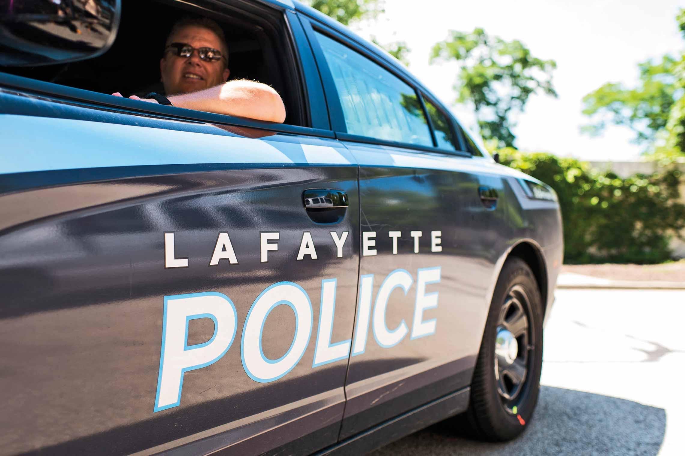 Rundgang durch Lafayette