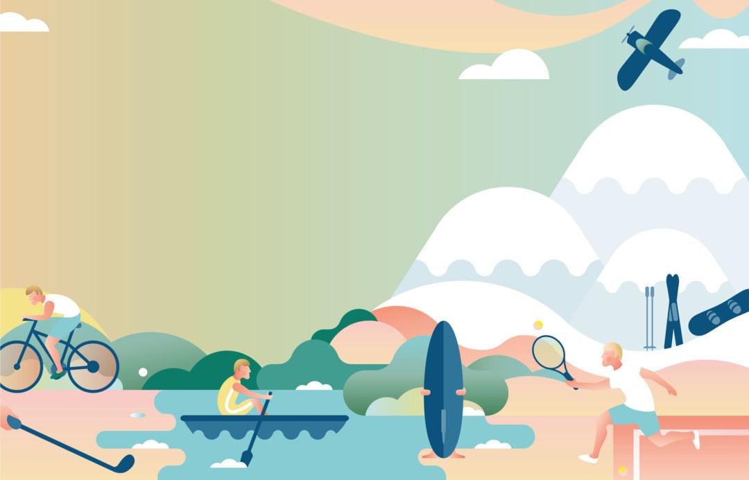 Viele Anwendungen für Primer und Klarlacke sind denkbar – vor allem im Sport- und Freizeitbereich. ©Star Worbs